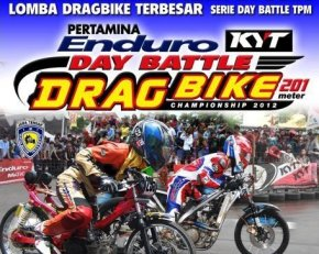 dragbike championship 2012